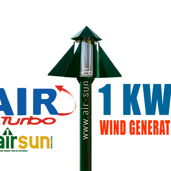 AIR Turbo – 1 KW