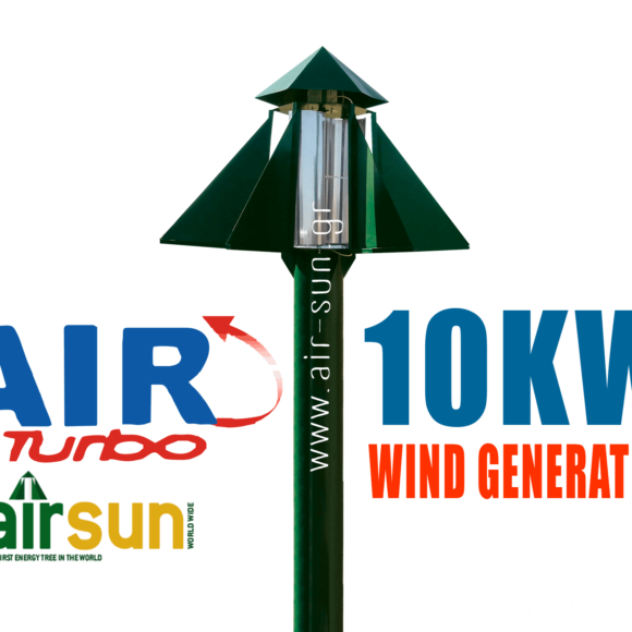 AIR Turbo – 10 KW