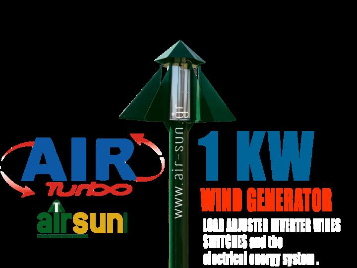 AIR Turbo - 1 KW