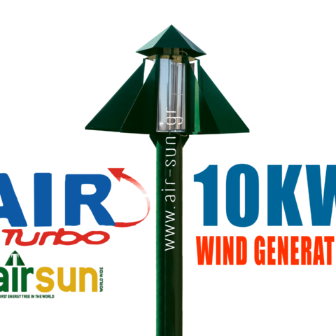 AIR Turbo – 10 KW