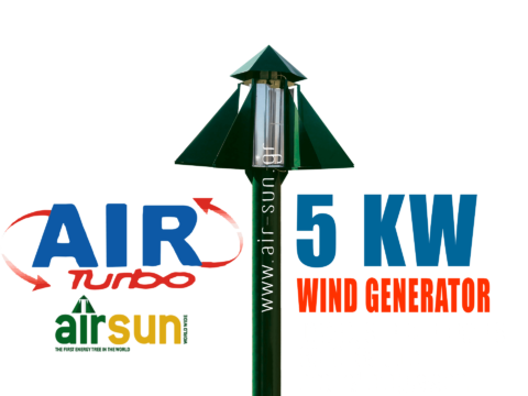 AIR Turbo – 5 KW